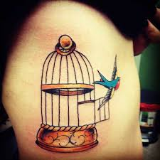 121 attractive bird cage tattoos parryz com