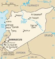syria on map open forum 4 11 17 syrian civil war wamc
