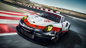 Porsche 911 Evolution - this is the new mid engined porsche 911 rsr race car the drive