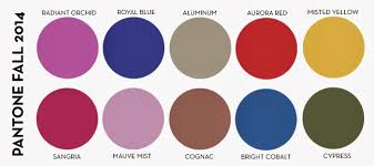 pantone colors announced fall 2014 antina promotions