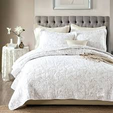 Beige Coverlet Solid Blue Twin Bedding Sets Solid Twin Quilt Sets Soft Microfiber