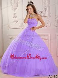 quince dress classical gown sweetheart floor length tulle appliques