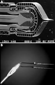 development of microelectromechanical systems mems forceps for