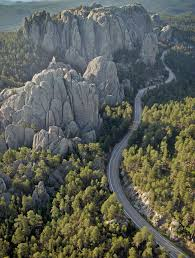 North Dakota Travel Wiki images A favorite cruise route needles highway in the blackhills of jpg
