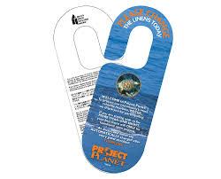project planet coastal linen door hanger