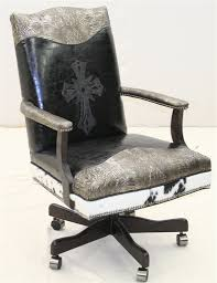 black leather desk chair bad luxury desk chair