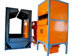 photo booth equipment filter powder coating booth automatic colo s6 hangzhou color