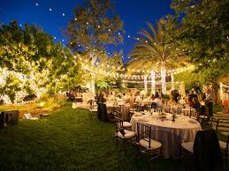 make the very special backyard wedding reception atmosphere u2014 c