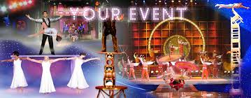 corporate event ideas shows in a box