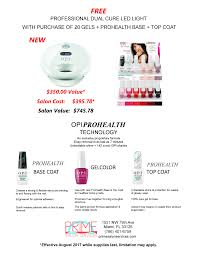 promotions from prime salon services