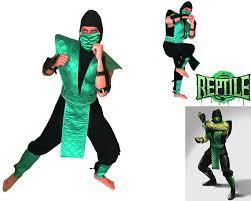 Halloween Costumes Mortal Kombat Similar Mortal Kombat Reptile Costume Cosplay Costume