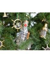 fall into savings on glitzhome led tree glass bottle
