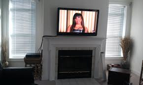 mounting gas fireplace opinions home theater forum systems tv wall