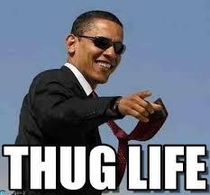 Thug Life Meme - 20 coolest thug life memes ever made sayingimages com