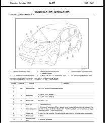 nissan leaf wiring diagram nissan wiring diagram instructions