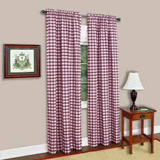 Walmart Home Decor Fabric by Buffalo Checkered Curtain Panel Walmart Com By Generic Loversiq