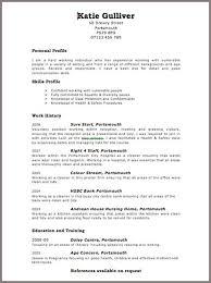 Cv Resume Format Ready Resume Format Cover Letter Resume Format Hermeshandbagsz