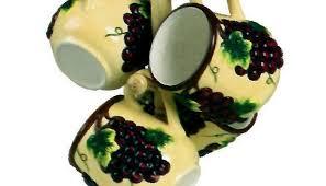 grape kitchen canisters grape kitchen canisters grapes kitchen canisters set ceramic fruit