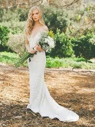 simple open back wedding dresses mermaid spaghetti straps open back lace wedding dress