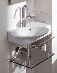 Corner Bathroom Sinks Creating Space Saving Modern Bathroom Design - Bathroom lavatory designs
