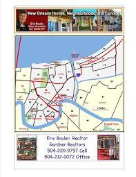 New Orleans Neighborhoods Map by Nolamlsmap2014 Jpg