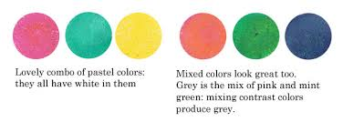 what color does pink and blue make how to mix colors basic advice on mixing colors
