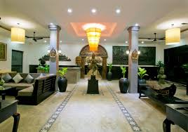 siem reap boutique hotel in stylish contemporary khmer decor
