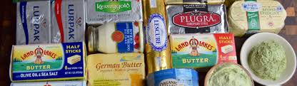 d inition cuisine am ag what are the different kinds of butter and how do i use them