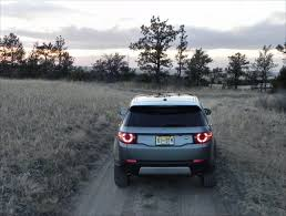 2015 land rover discovery sport is all rover with a better ride