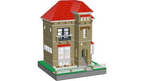 lego ideas tuscan house