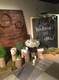 Baby Boy Shower Centerpieces by Woodsy Baby Shower Decor Forest Baby Shower Woodland Theme