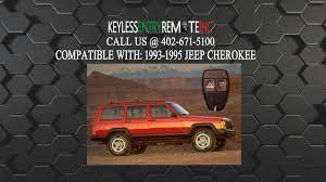 1995 jeep battery how to replace jeep key fob battery 1993 1994 1995