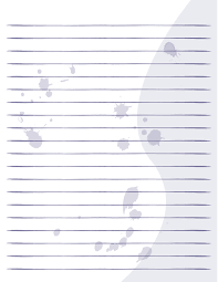 printable journal writing paper writing paper template