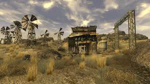 Fallout New Vegas Chances Map by Southern Nevada Wind Farm Fallout Wiki Fandom Powered By Wikia