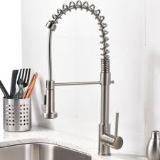 kohler brushed nickel kitchen faucet faucet design kohler kitchen faucets brushed nickel