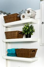 Small Bathroom Organization by Small Bathroom Organization U0026 Makeover It All Started With Paint