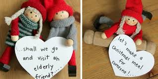 kindness elves are the new elf on a shelf kindness elf tradition