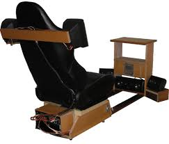 Artistic Chair Design Artistic Gaming Chairs Setup With Wooden Frame By Monsta Future