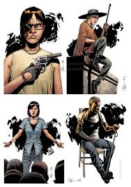 Walking Dead Resumes On A Lu U2026walking Dead U2013 Tome 22 Une Autre Vie Daily Mars