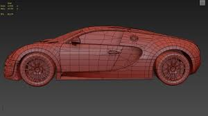 bugatti veyron supersport bugatti veyron super sport 3d model cgtrader