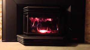 osburn 2200 wood burning insert youtube