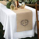 Burlap Wedding Aisle Runner Personalized Wedding Aisle Runners The Wedding Shoppe