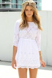 white summer dresses white summer dress style