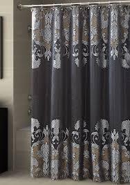Seahawks Shower Curtain Croscill Castella Shower Curtain And Hooks Belk