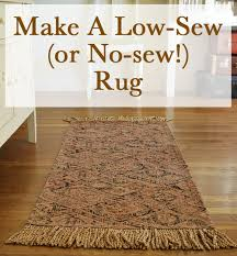 Do Rug How To Make A Rug The Happy Housewife Home Management