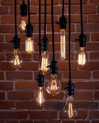 carbon and tungsten filament bulbs u0026 fixtures maison