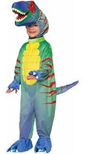 Halloween Costumes Dinosaur Amazon Toddler Baby Orange Dinosaur Halloween Costume 2t 4t