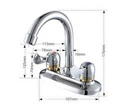 faucet holes for dimensions available with 3 faucet holes