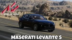 maserati vancouver assetto corsa maserati levante s youtube