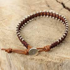 leather bracelet styles images Beautiful and unique jewelry styles from around the world jpg